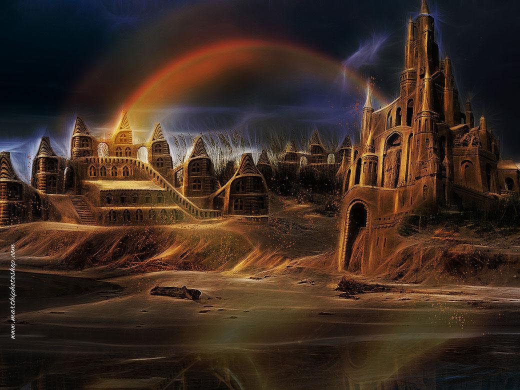 Castillos En La Noche