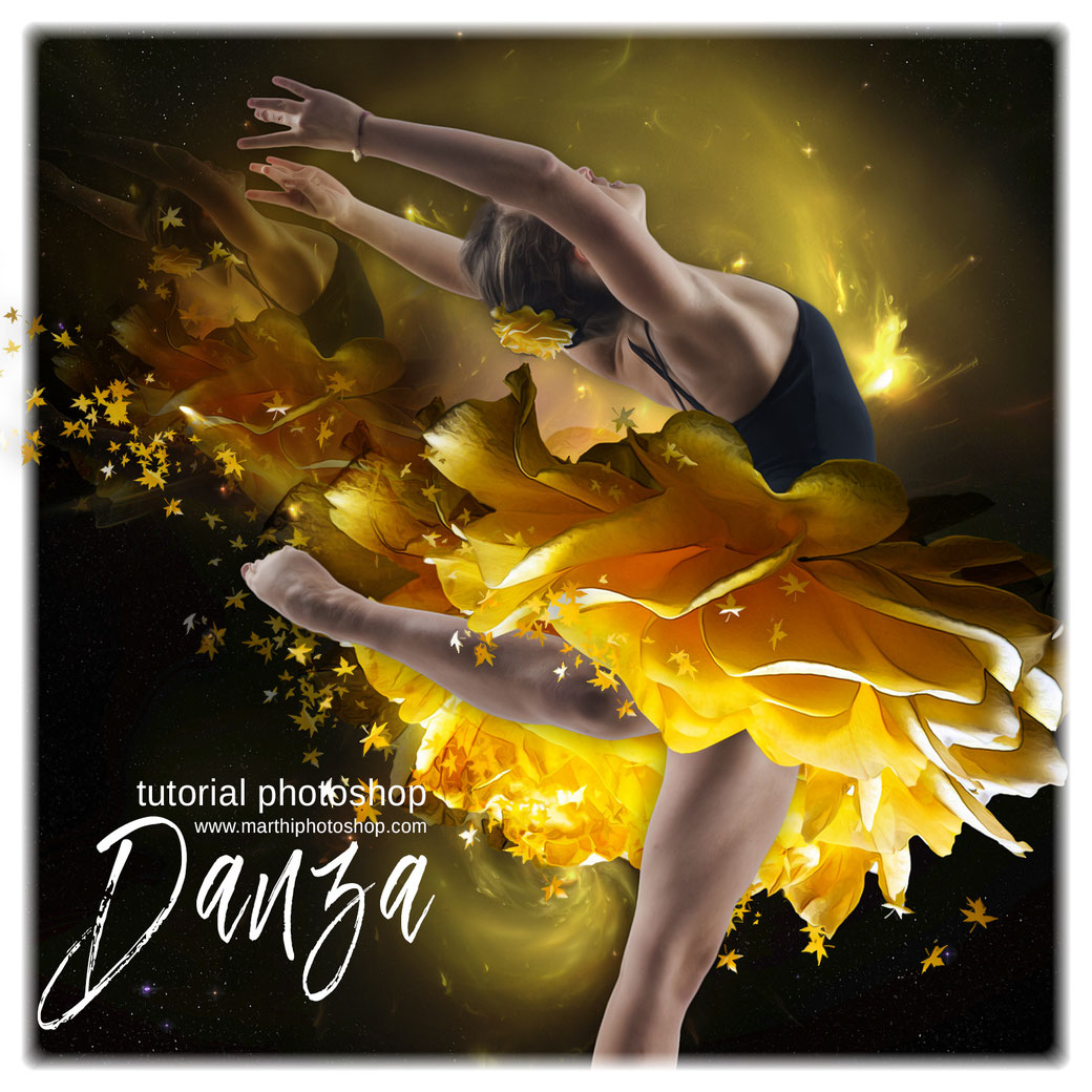 Danza (Tutorial photoshop)