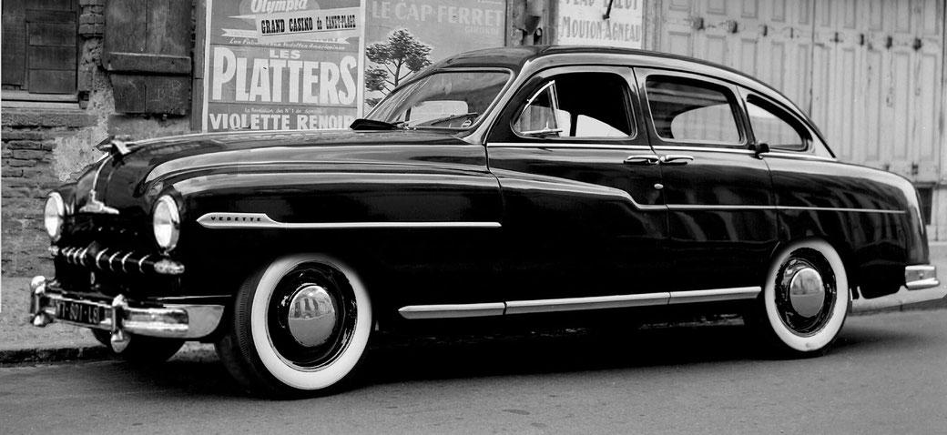 Restauration/mild custom vedette '53 Image