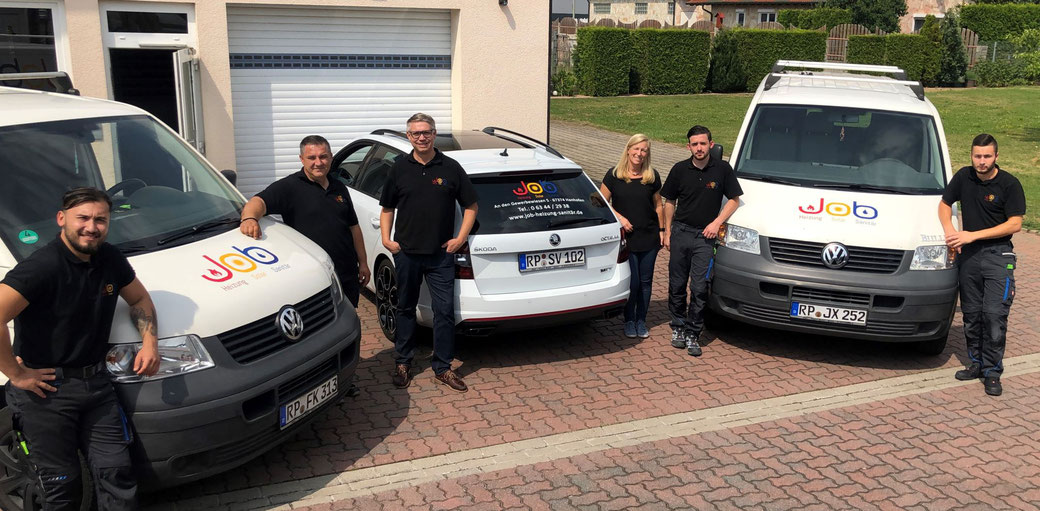 Job-Team in Hanhofen