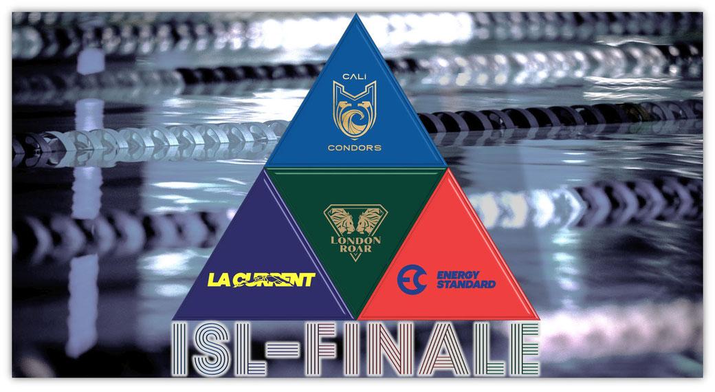 ISL-Finale, Christian Diener, London Roar, Potsdamer SV