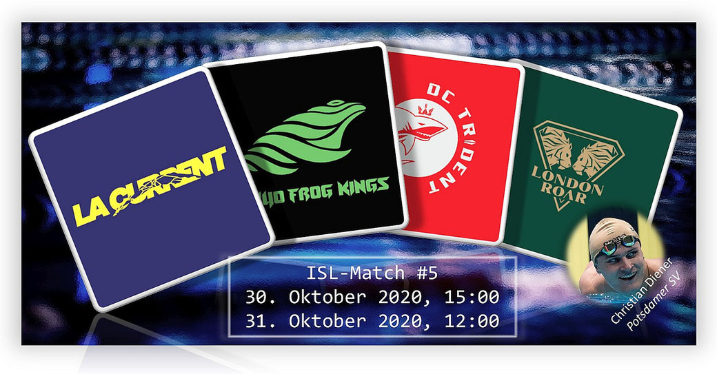 30. / 31. 10. 2020, ISL-Match #5