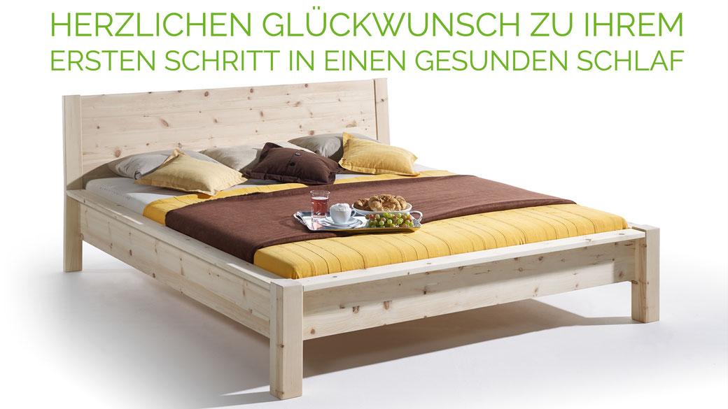 Awesome Schlafzimmer Aus Zirbenholz Photos - Wohnideen: Inspiration ...