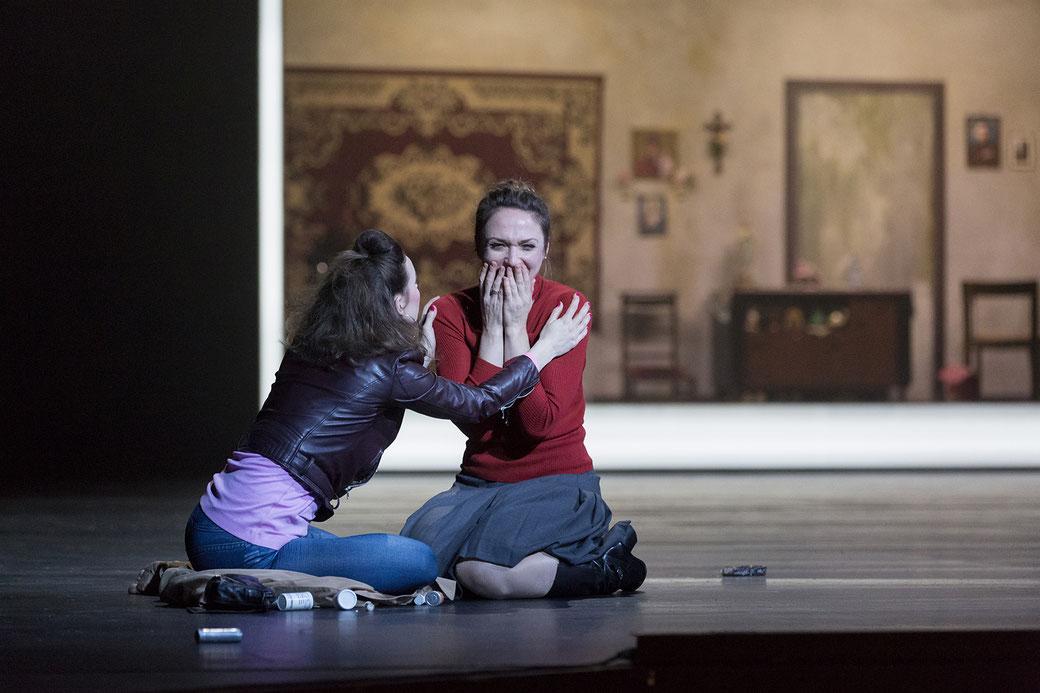Janáček KATJA KABANOVA 27.01.2018 Theater Freibutg, Katja Kabanova