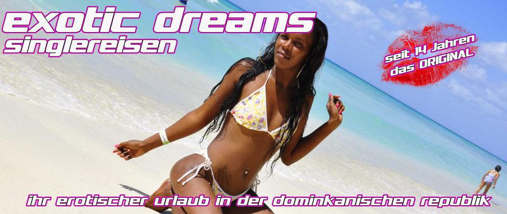 SEXURLAUB , SINGLE URLAUB  IN DER KARIBIK ; SINGLE URLAUB MIT SEXGARANTIE. Dominikanische Republik ,  URLAUB; SINGLEURLAUB ; SINGLE URLAUBSREISEN ; REISEN FÜR SINLES; REISEN FÜR ALLEINREISENDE ; SINGLE HOTEL; SINGELRIESEN AB 40 ; SINGELREISEN AB 50 ;