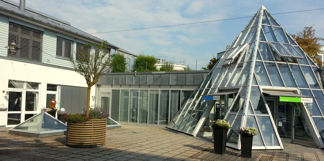 Bild: Firmengebäude Spaeth-Technik