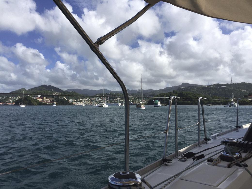 Martin's Bay vor St George's, Grenada