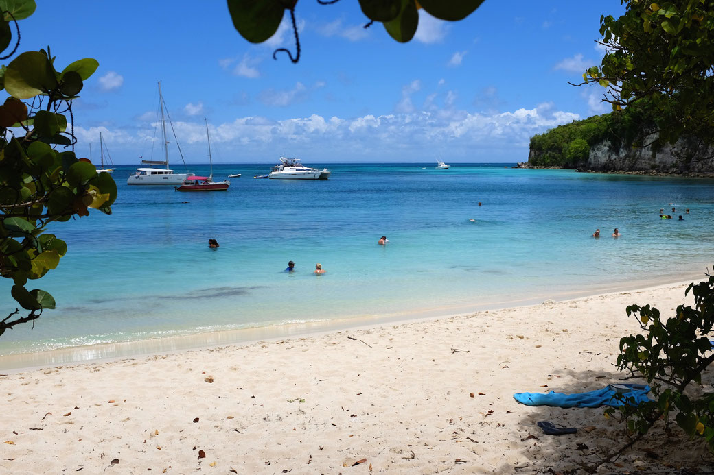 Anse Canot, Marie Galante