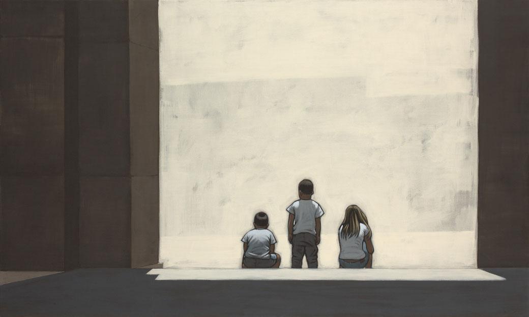 PIAZZA DEL PLEBISCITO | 200 x 140 cm | Jan 14
