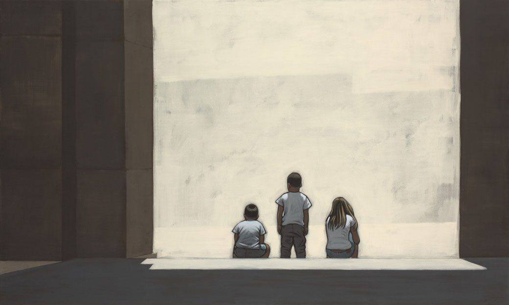 PIAZZA DEL PLEBISCITO | 200 x 140 cm | Jan 14 | •