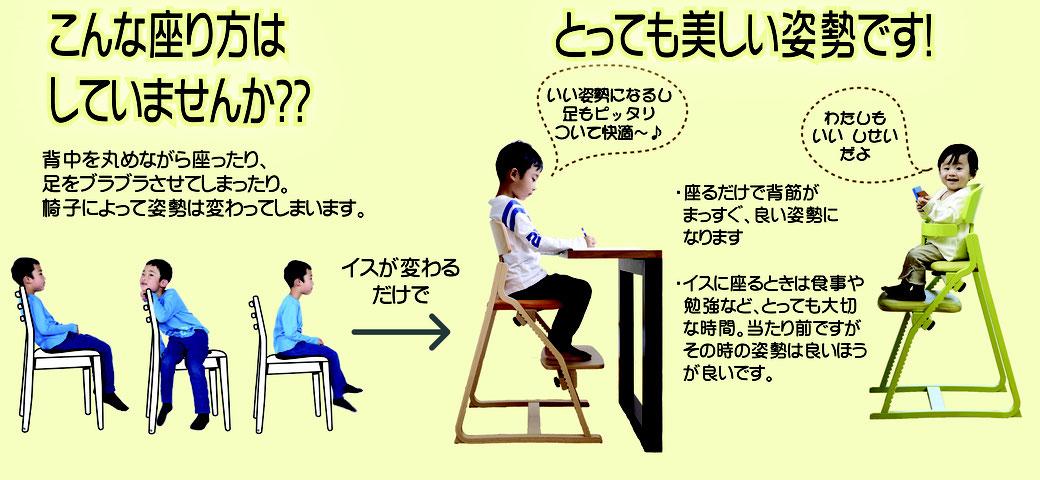 こんな座り方していませんか?BeforeAfter