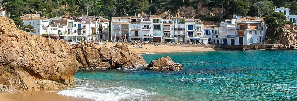 Location vacances Costa Brava à Tamariu