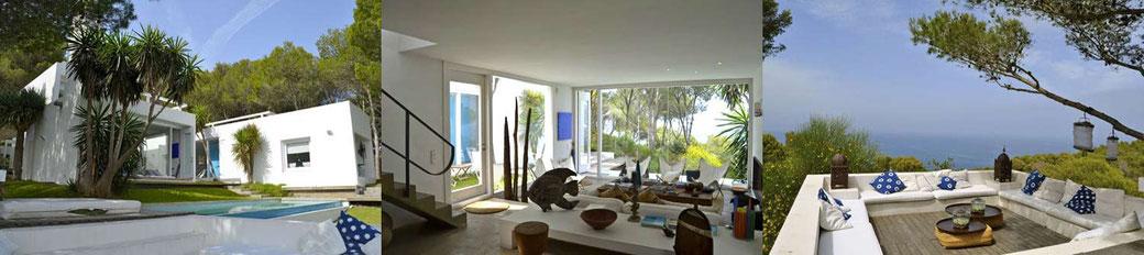 Très belle villa de luxe avec piscine privée et vue sur la mer pour de fantastique vacances à Begur sur la Costa Brava, Espagne