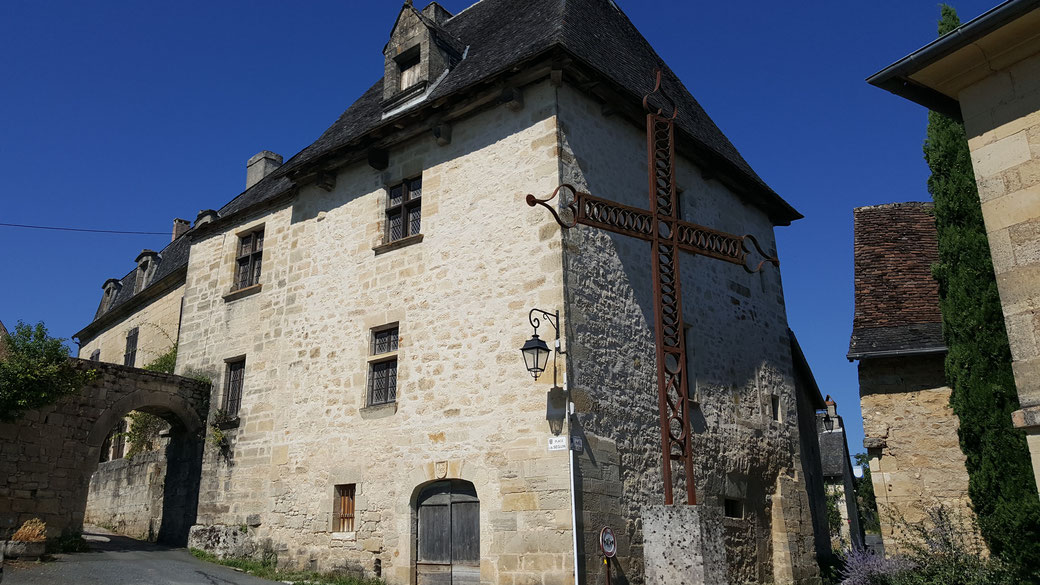 Village de St Robert en Corrèze