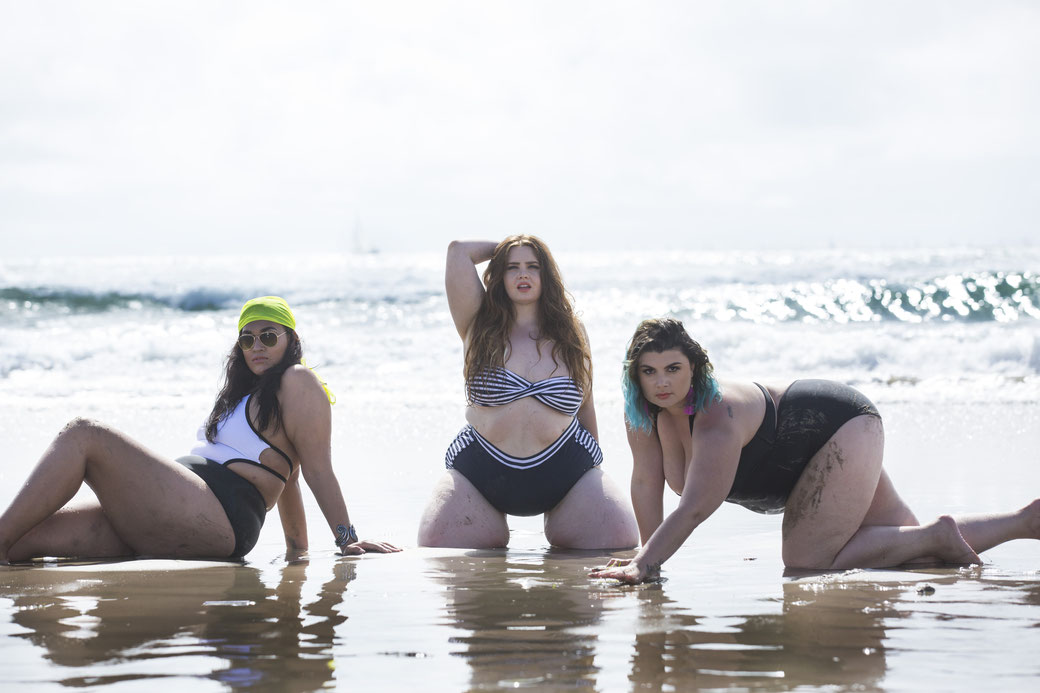 SWIMSUITSFORALL GABIFRESH ASHLEY GRAHAM PLUS SIZE BLOGGER LOS ANGELES FRANCE BLOGUEUSE GRANDE TAILLE