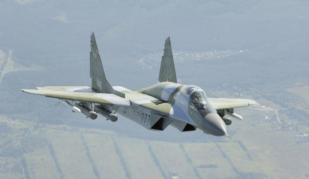 RAC MiG-29SMT / Foto: RAC MiG