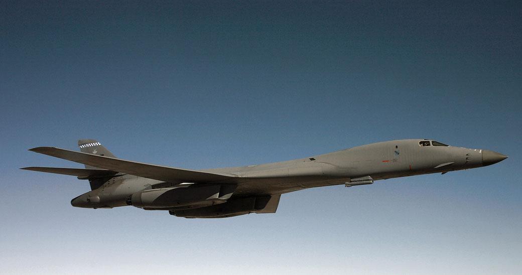 Boeing B-1B Lancer / (Foto: Boeing)