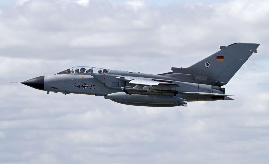 "Panavia Tornado ECR - Taktisches Luftwaffengeschwader 51 ""Immelmann"" / © AeroStoria"