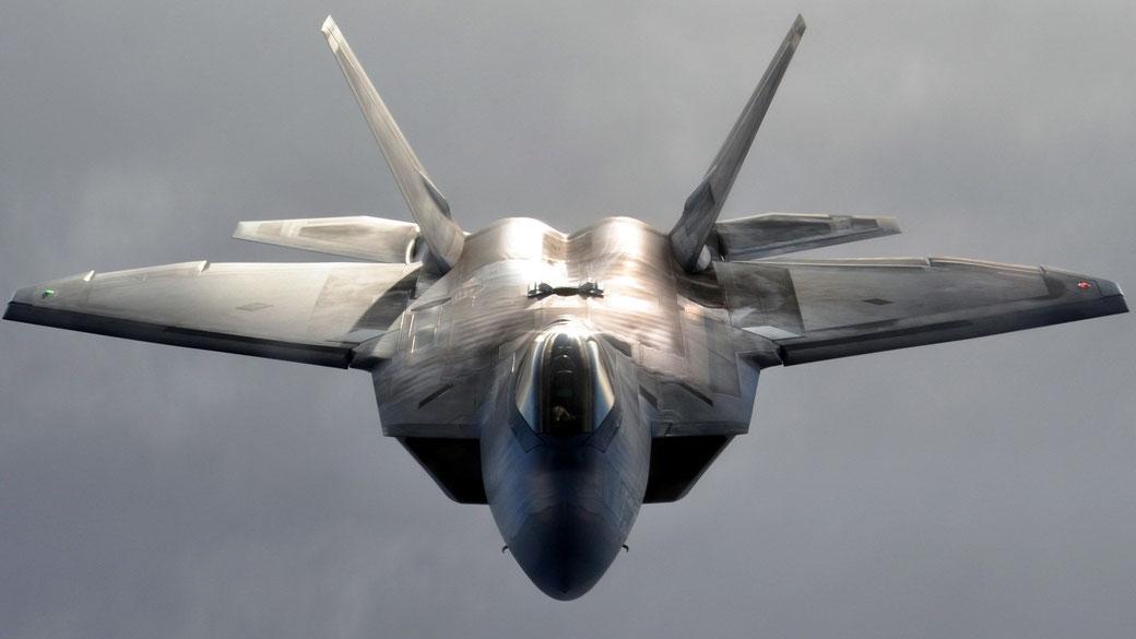 Lockheed Martin F-22A Raptor / © USAF
