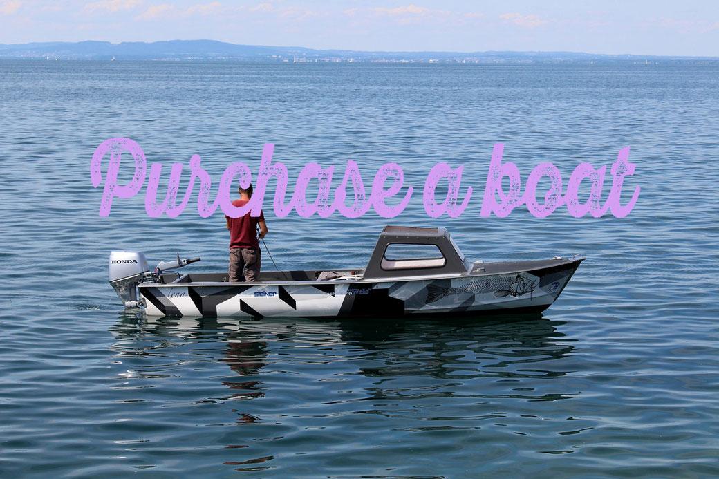 ボート買取は釣りバカ札幌店へお売り下さい。