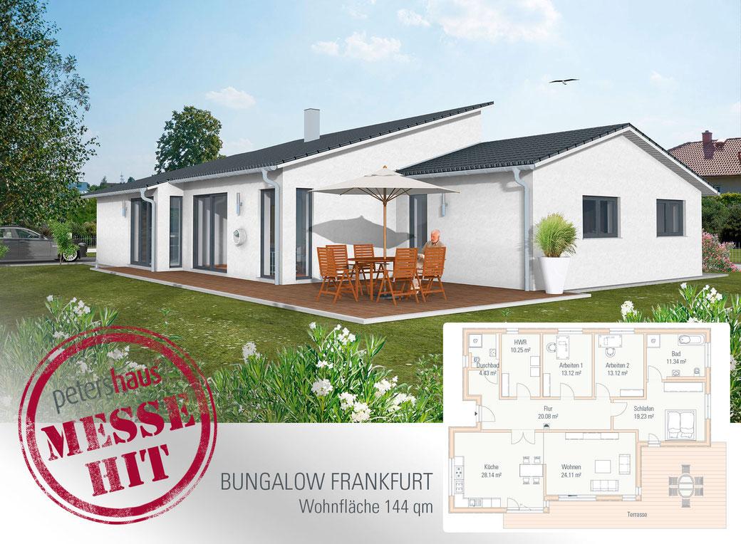 Bungalow Frankfurt von Petershaus
