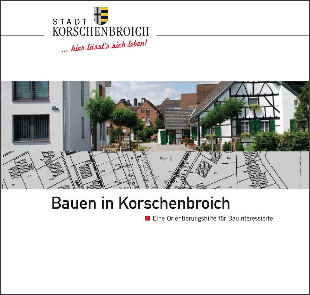 Stadt Korschenbroich - Bauen in Korschenbroich