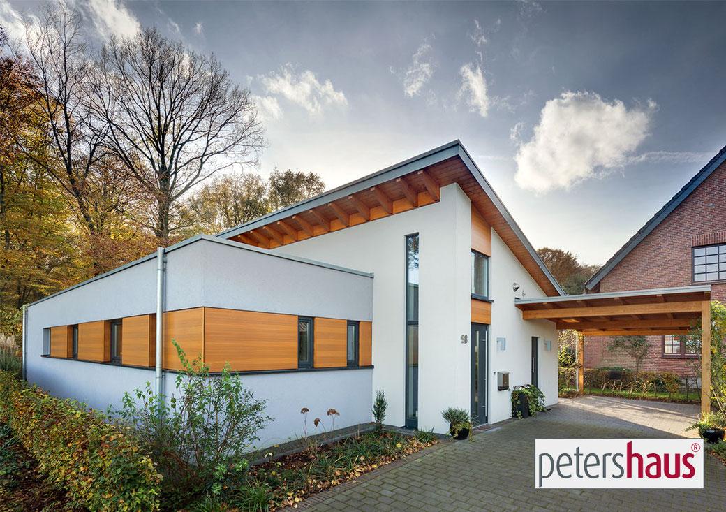 Petershaus - Fertighäuser aus Holz