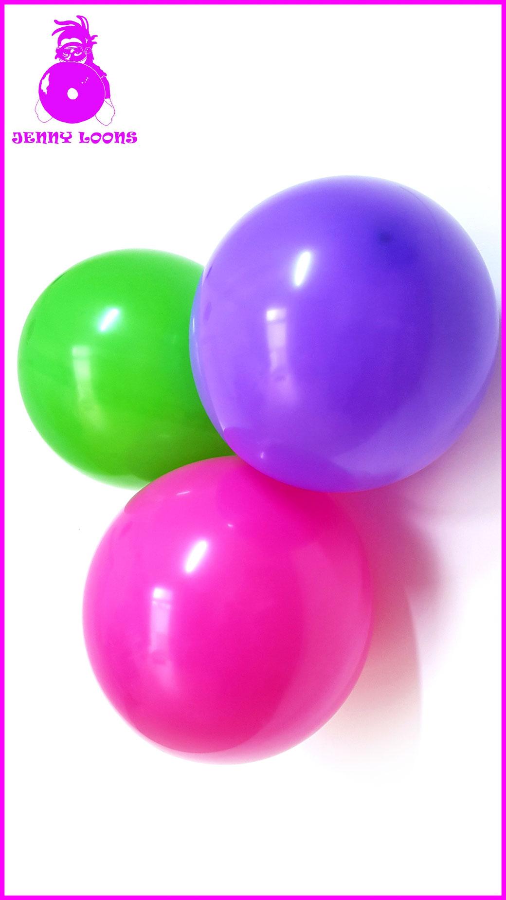 """CATTEX 16"""" 40cm grosser Luftballon - Luftballons - riesenballons"""