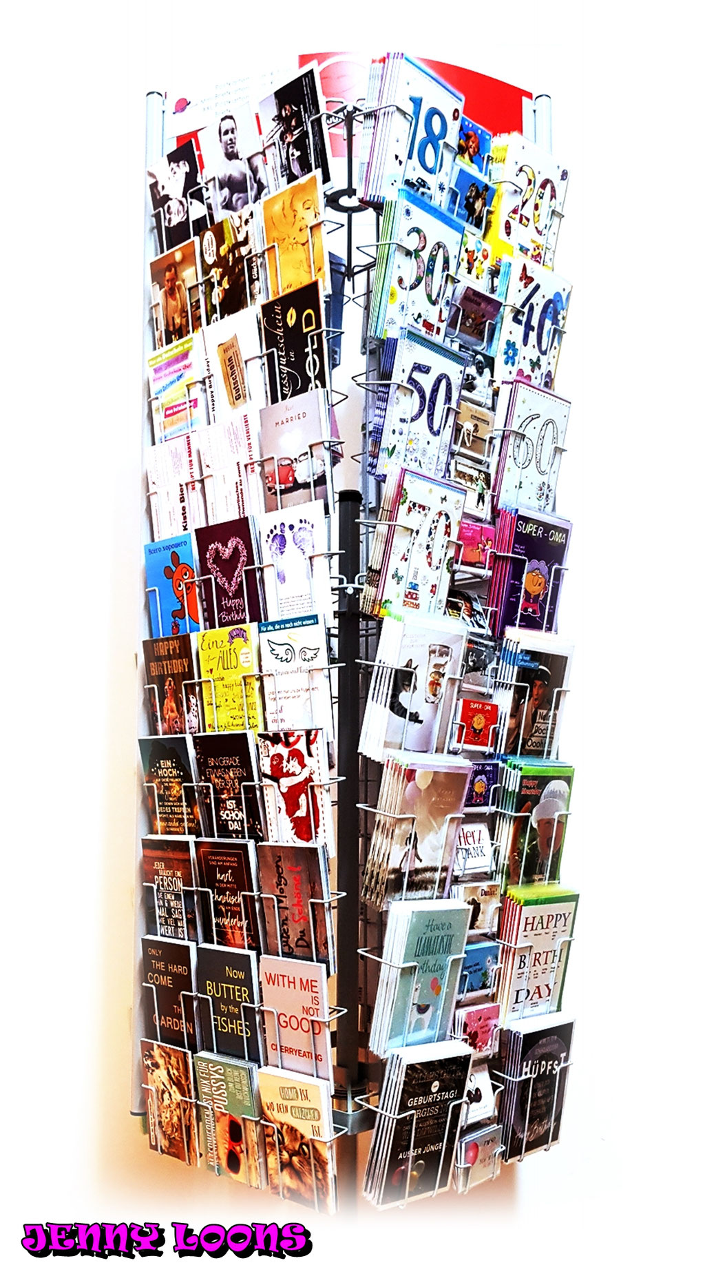 Karten by Modern Times - Geburtstagskarten, Postkarten, Briefkarten