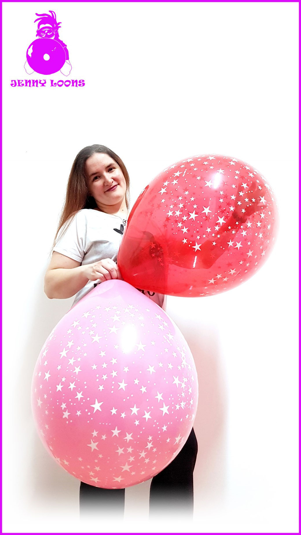 Qualatex Luftballon Ballon Stars Sterne 16inch 40cm kristall crystal rot red blau blue green gelb yellow orange rosa rose pink grün Balloon Balloons