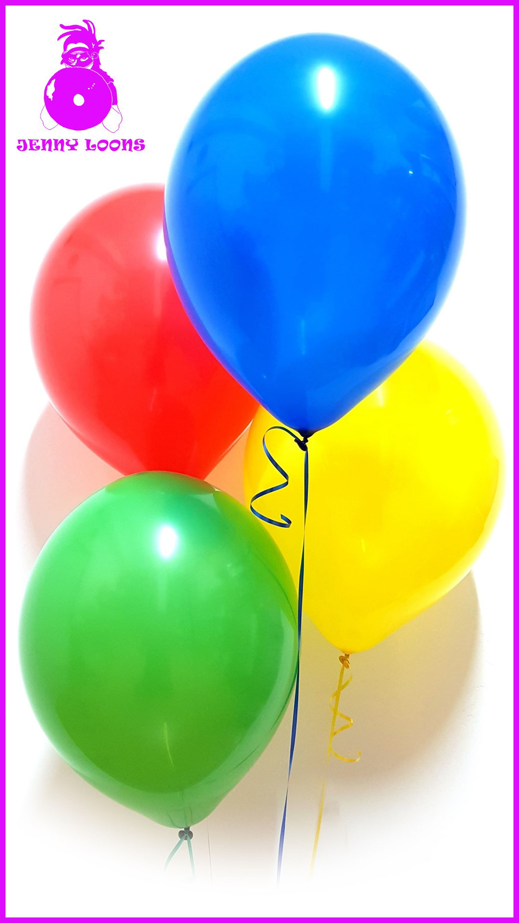 Everts Maxi Ballons Luftballons grosse 40cm 16inch Amscan