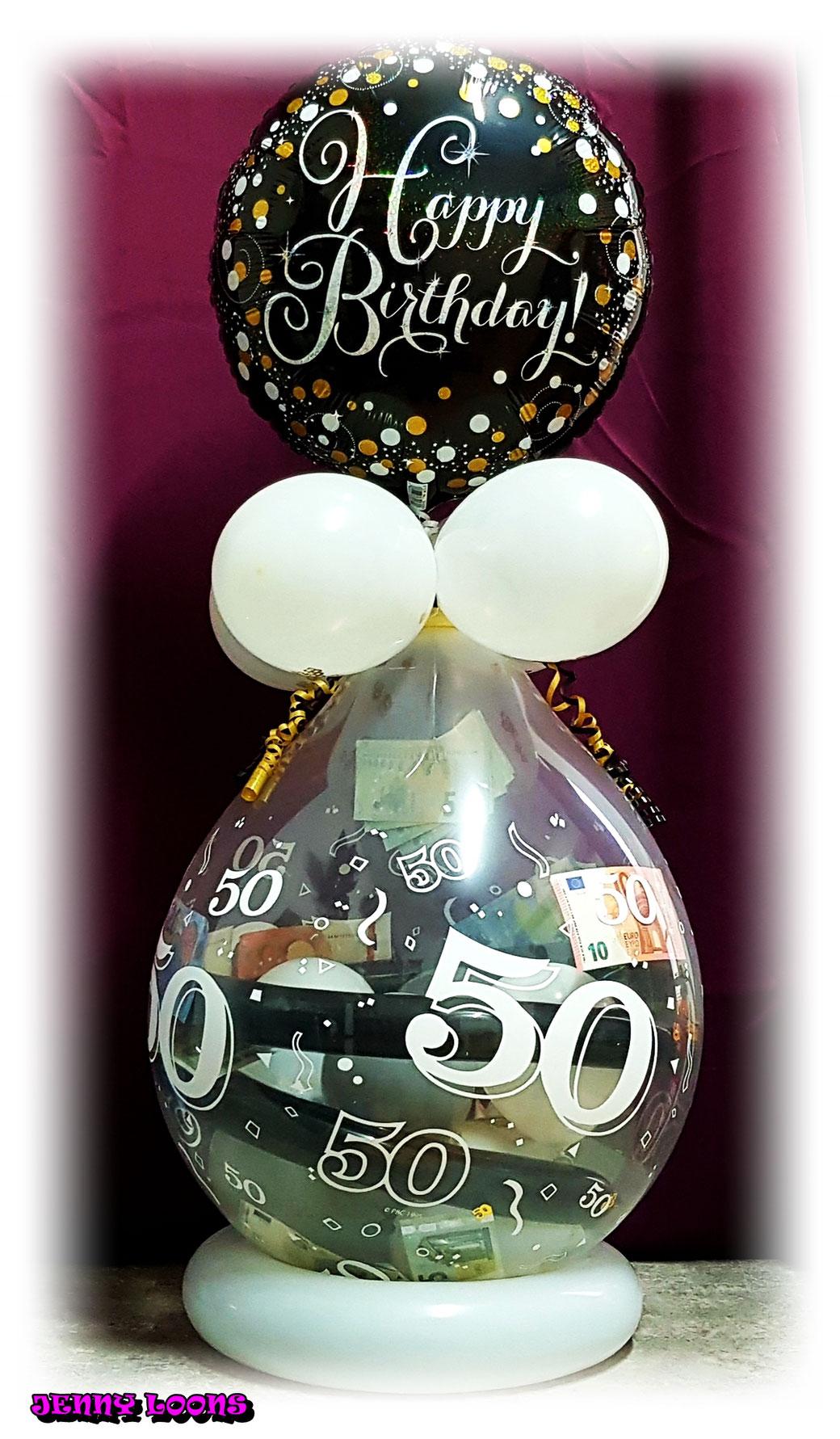 Geschenkballons JENNY LOONS