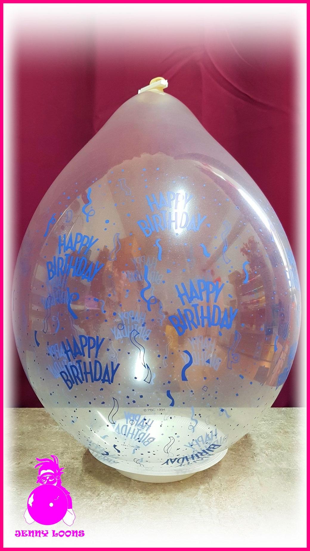 Qualatex Geschenkballons Geld in Ballon Verpackungsballon Stuffer Geschenk
