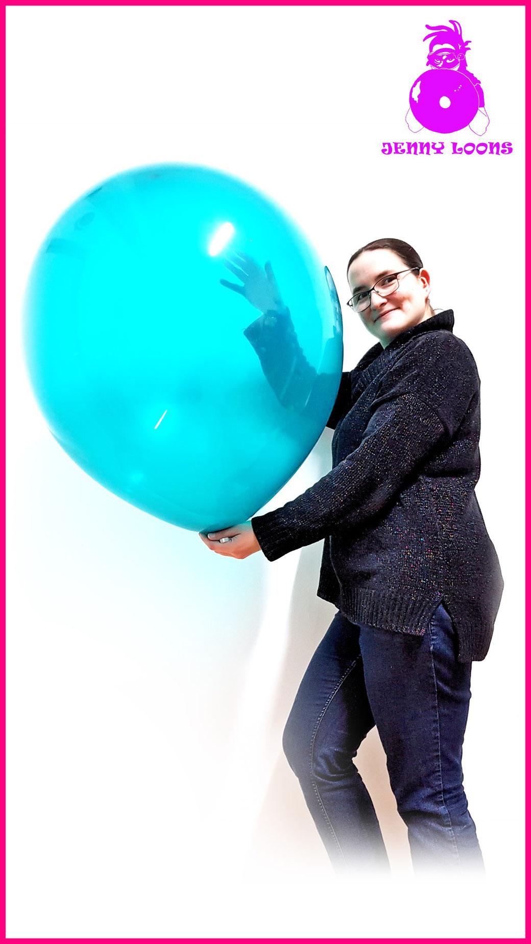 Belbal B250 Crystal colors Riesenballon Giant balloon