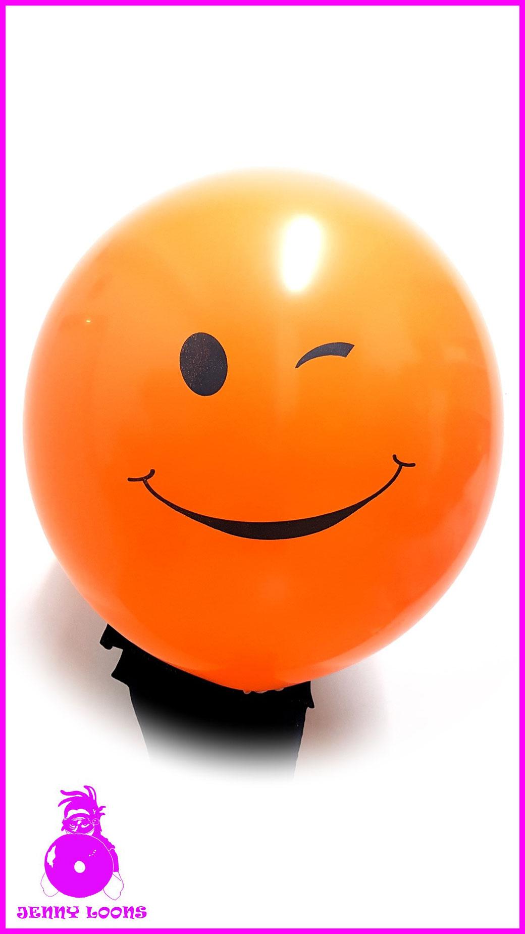 "TUFTEX TUF-TEX 36"" 90cm Riesenballons Smily Smiley Face Lchelndes Gesicht Ballon"