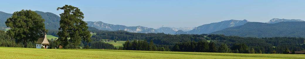 Panoramablick, Bild stammt von Tom E. Vielen Dank dafür!