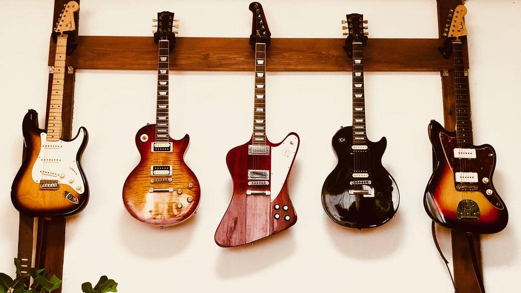 館林市ギター教室 Epic Tone Music School
