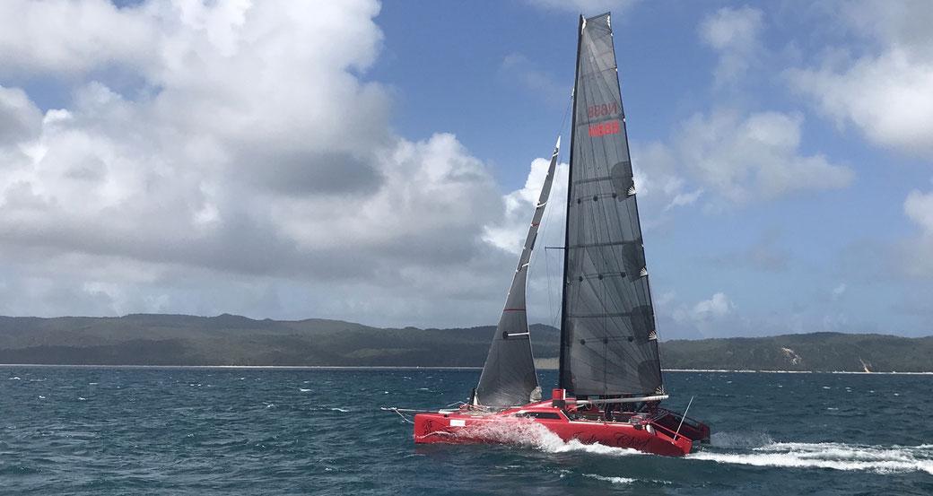 Grainger Designs Racing Results - Grainger Designs Catamarans and