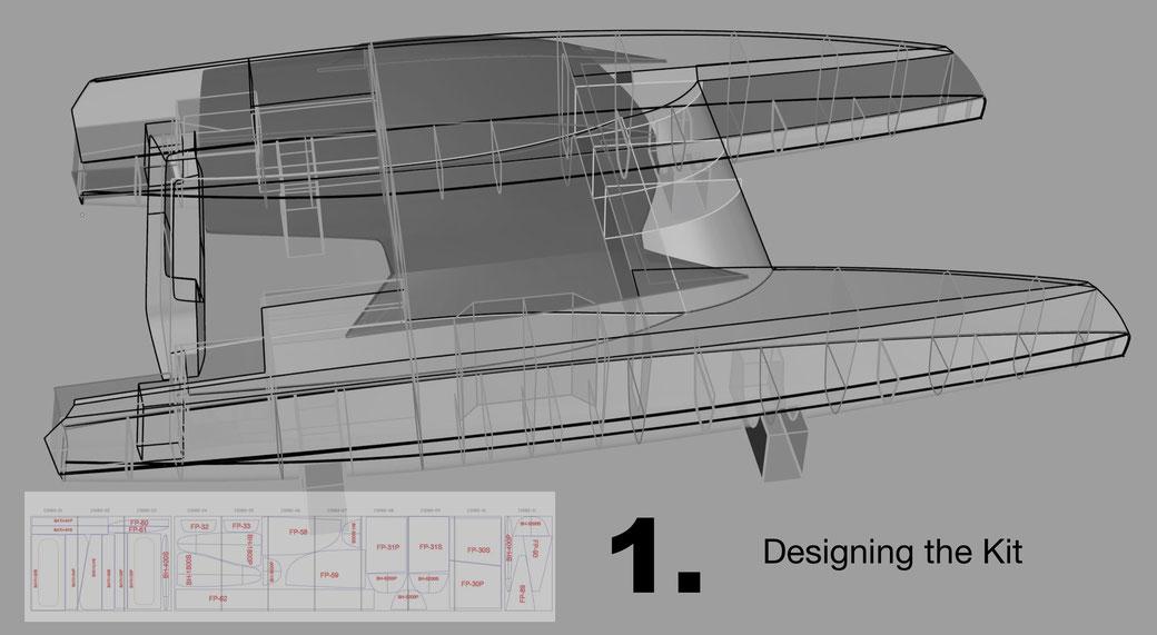 Duflex Kit Construction Step.1