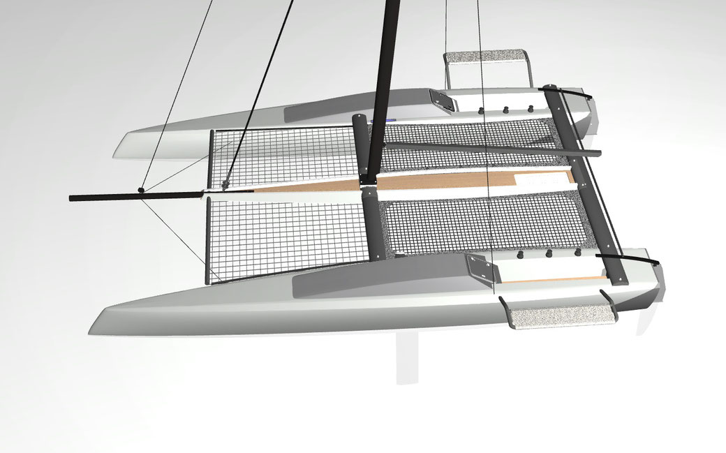 Image 1 of Livewire 40 Sports Catamaran