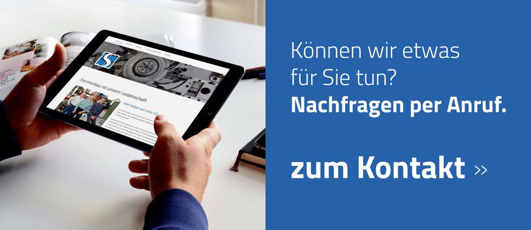 Kontakt zur Saur GmbH