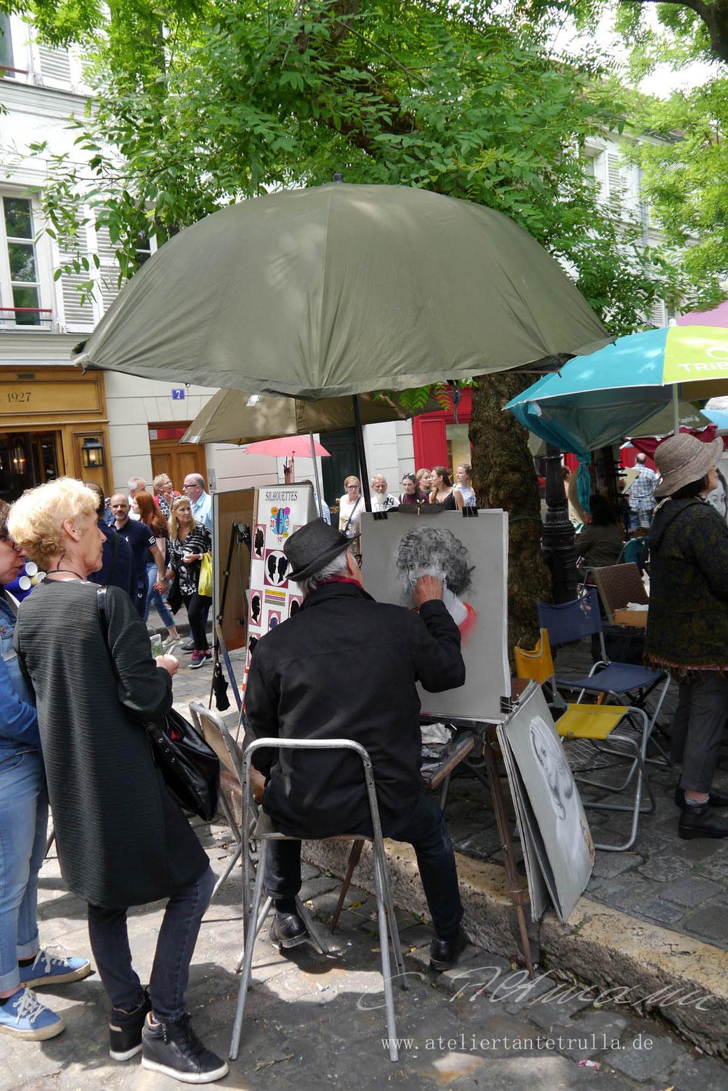 Künster Montmartre