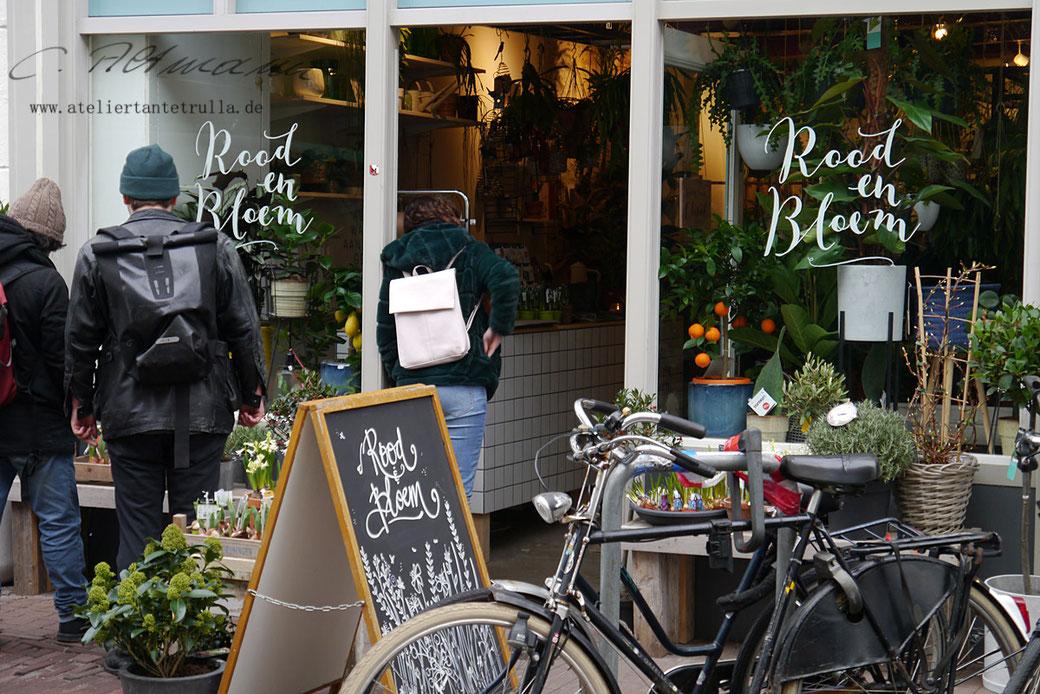 Blumenladen Rood en Bloem in Utrecht