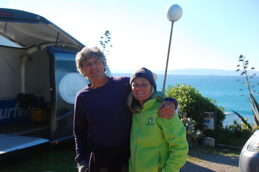 Susanne und Markus