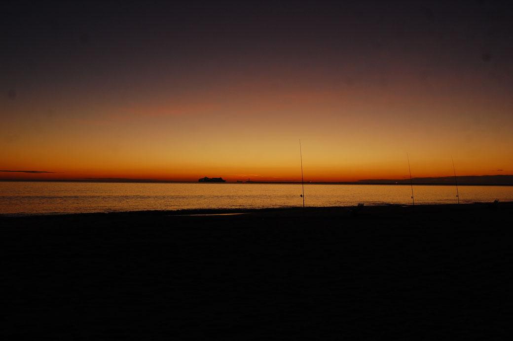 Die Costa de La Luz macht ihrem Namen alle Ehre.