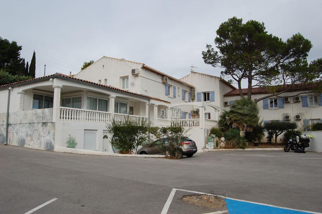 Hotel Le Sarac