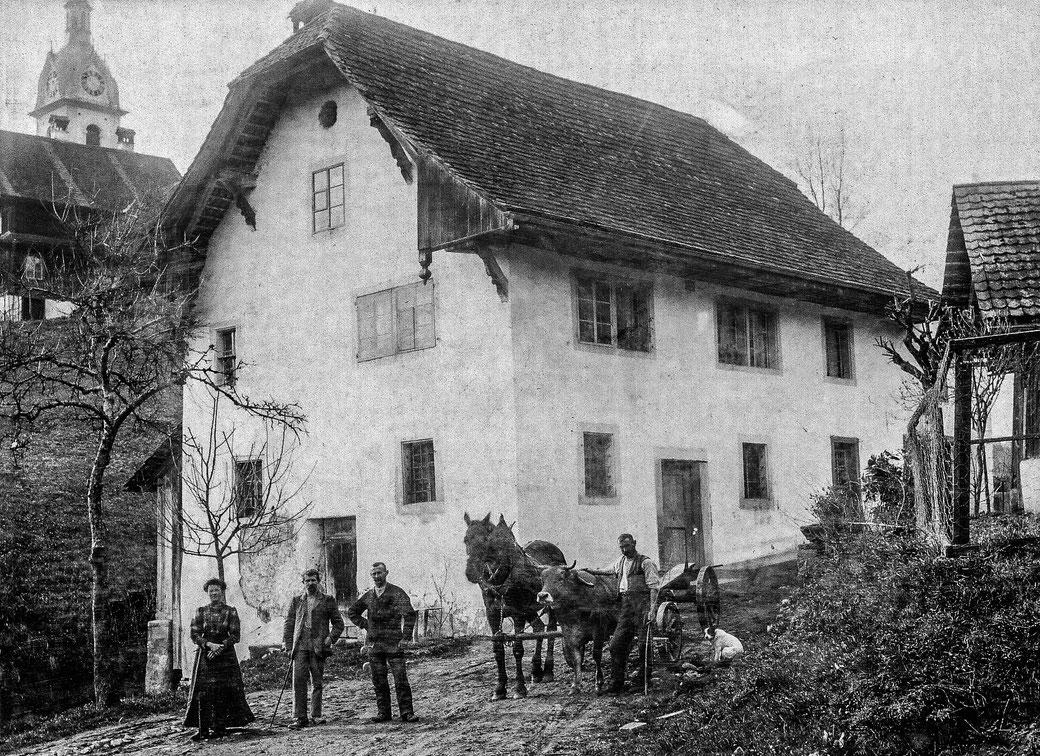 Mühle 1905