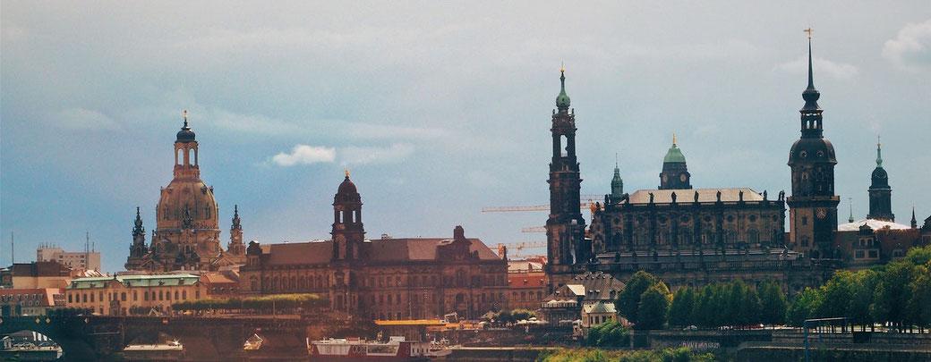 Städtereisen mit dem Wohnmobil - Wohnmobile mieten in Dresden