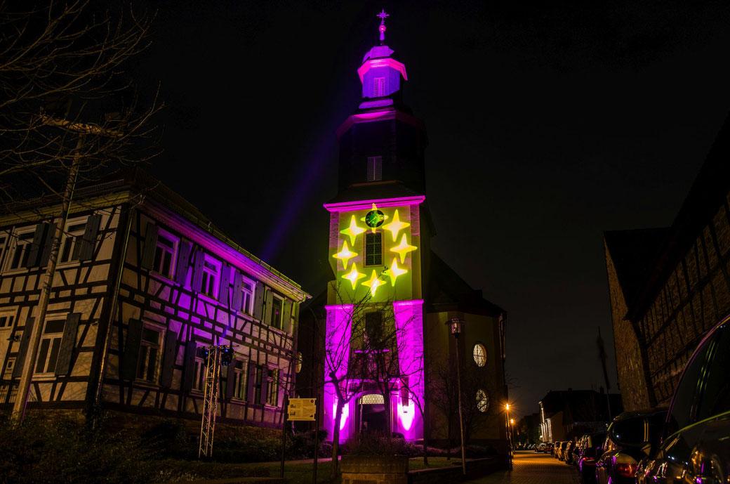 500 Jahre Reformation Kirche Rodgau