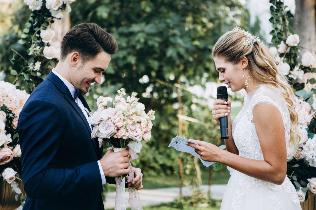 Technik für Hochzeit